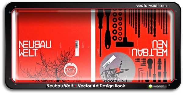 Neubau-Welt-design-book-cover-search-buy-vector-art