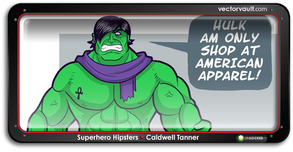 hulk-1-superhero-hipster-Caldwell-Tanner-search-buy-vector-art