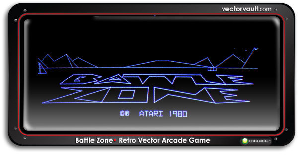 (VIDEO) Vector-based Arcade Games of the 80′s