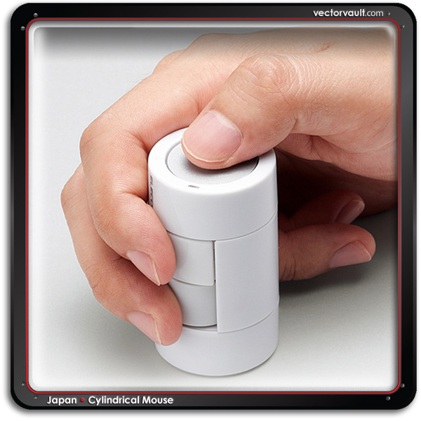 cylindrical-mouse