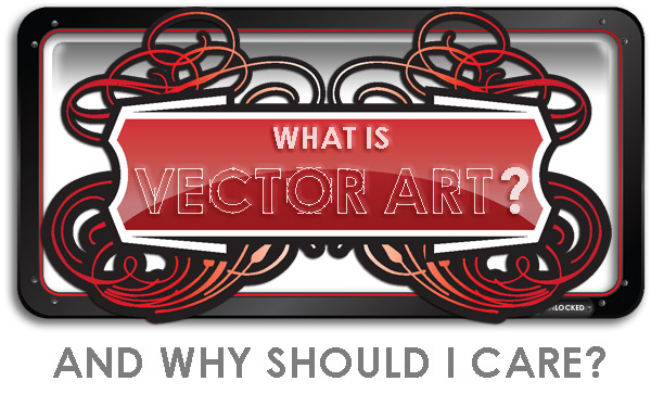what is vector art