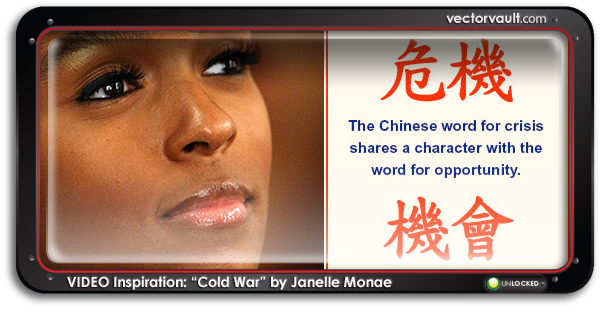 "VIDEO Inspiration: ""Cold War"" by Janelle Monae"