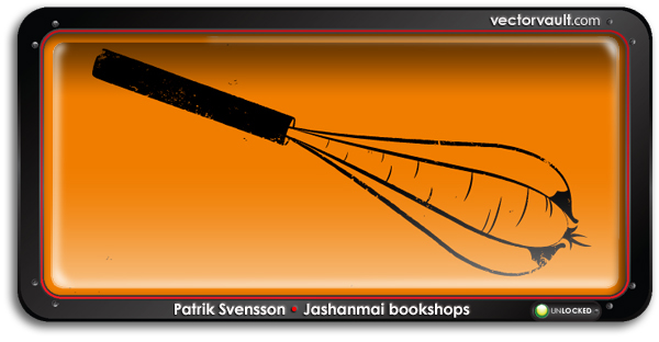 Patrik Svensson vector illustration book genre Jashanmai bookshops