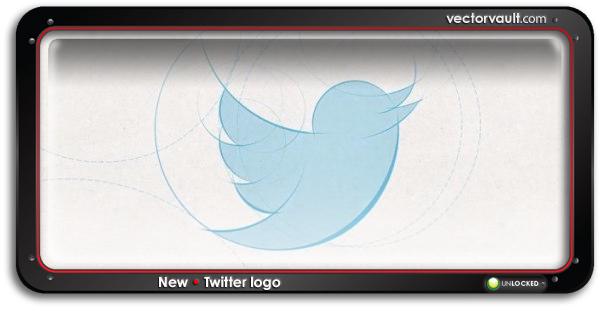New Official Vector Twitter Logo (download) – VECTORVAULT ...
