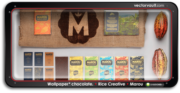 wallpaper-chocolate-Marou-search-buy-vector-art