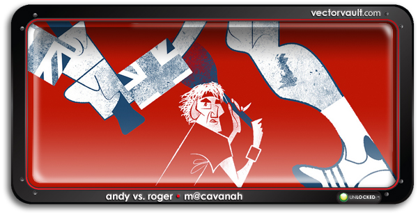 andy-roger-tennis-search-buy-vector-art