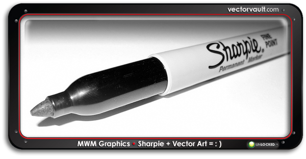 sharpie-marker-search-buy-vector-art