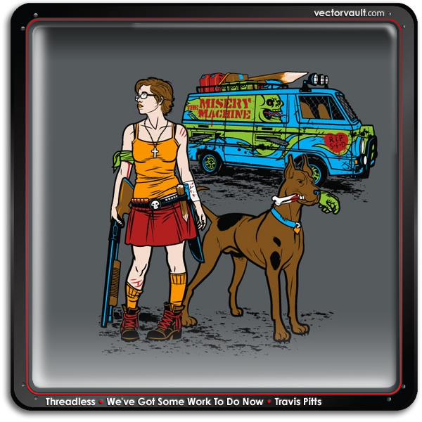 threadless-scooby-doo-zombie-t