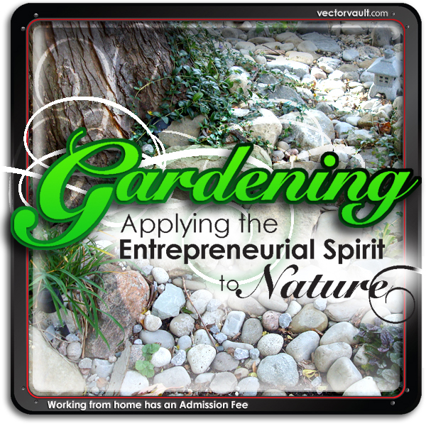 gardening-arlene-dickinson-vector-art-you-Entrepreneur-lifestyle