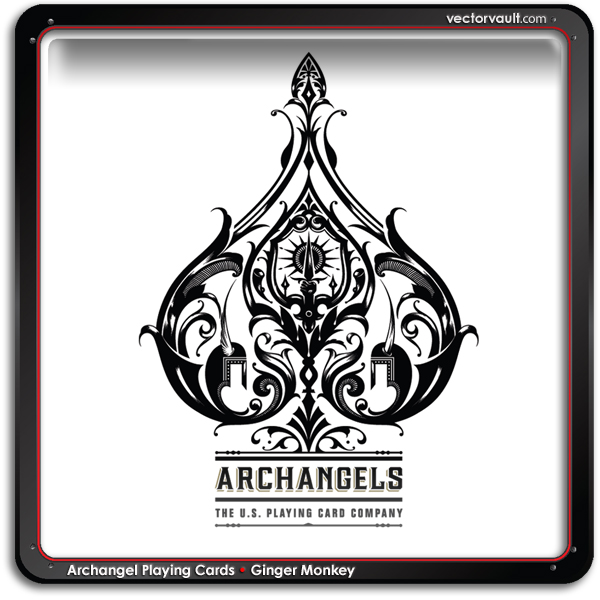 Archangel-bicycle-Playing-Cards-Ginger-Monkey-search-buy-vectors-freebies