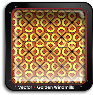 buy-vector-Golden-windmill-pattern-buy-search-vectors