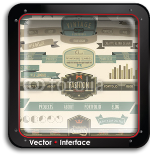 buy-vector-retro-banners-search-vectors