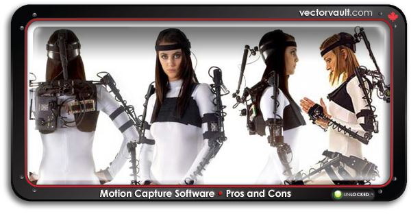 Pros and Cons of Vector-based Motion Capture Software – VECTORVAULT