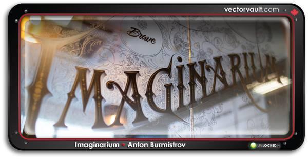 Anton Burmistrov Imaginarium
