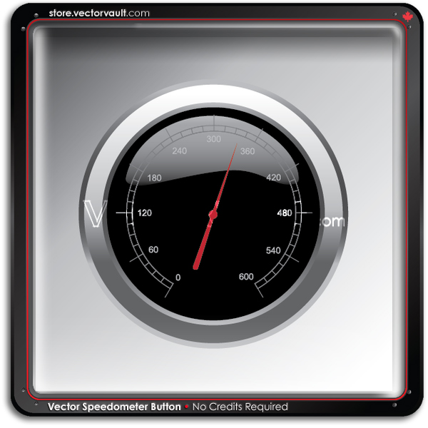 download-free-buy-vector-speedometer-button-no-credits-required
