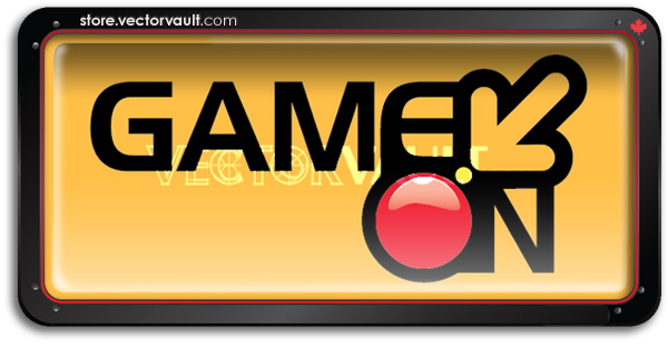 buy-vector-game-on-logo