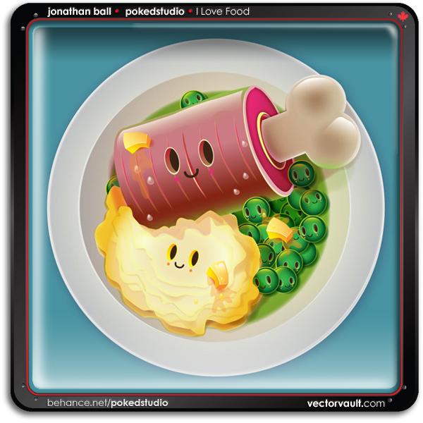 i-love-food-pokedstudio-download-free-buy-vector-name-no-credits-required