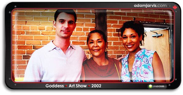 2-goddess-art-show-toronto-SOF-art-house-adam-jarvis