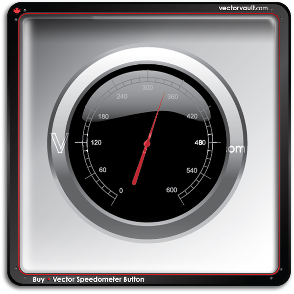buy-Vector-Speedometer-Button-art-blog-vectorvault-vectors-graphic-design-tools