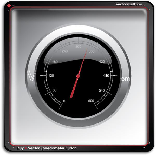 buy-Vector-Speedometer-Button-art-blog-vectorvault-vectors-graphic-design-tools