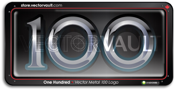 buy_metal_100_vector_one_hundred_logo_metal