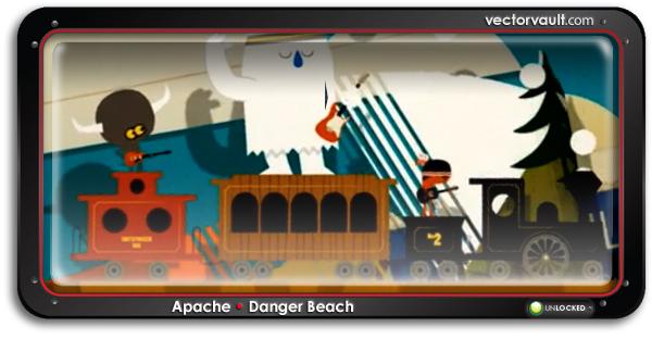 apache-danger-beach-search-buy-vector-art