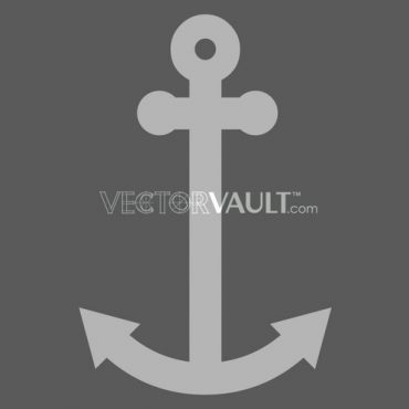 image free vector ship anchor freebie