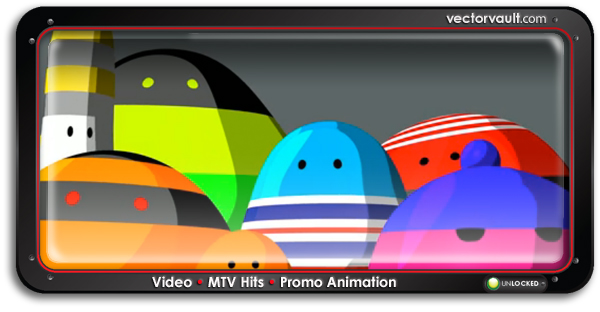 mtv-hits-promo-animation-video