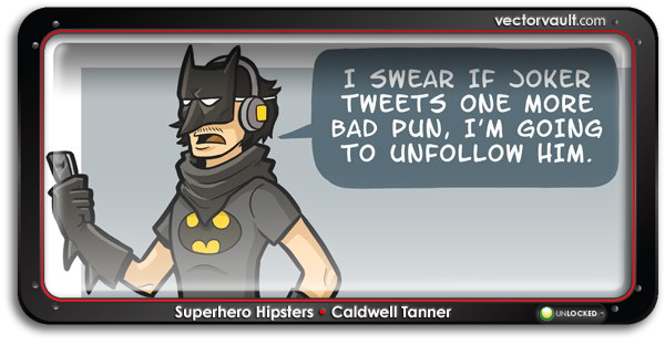 batman-1-superhero-hipster-Caldwell-Tanner-search-buy-vector-art