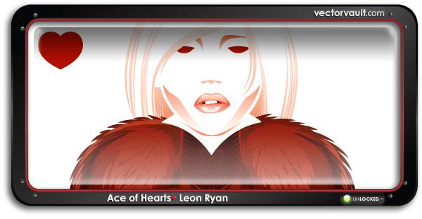 leaon-ryan-ace-hearts-search-buy-vector-art