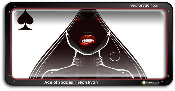 leaon-ryan-ace-spades-search-buy-vector-art