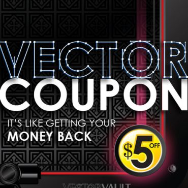 free vector coupon