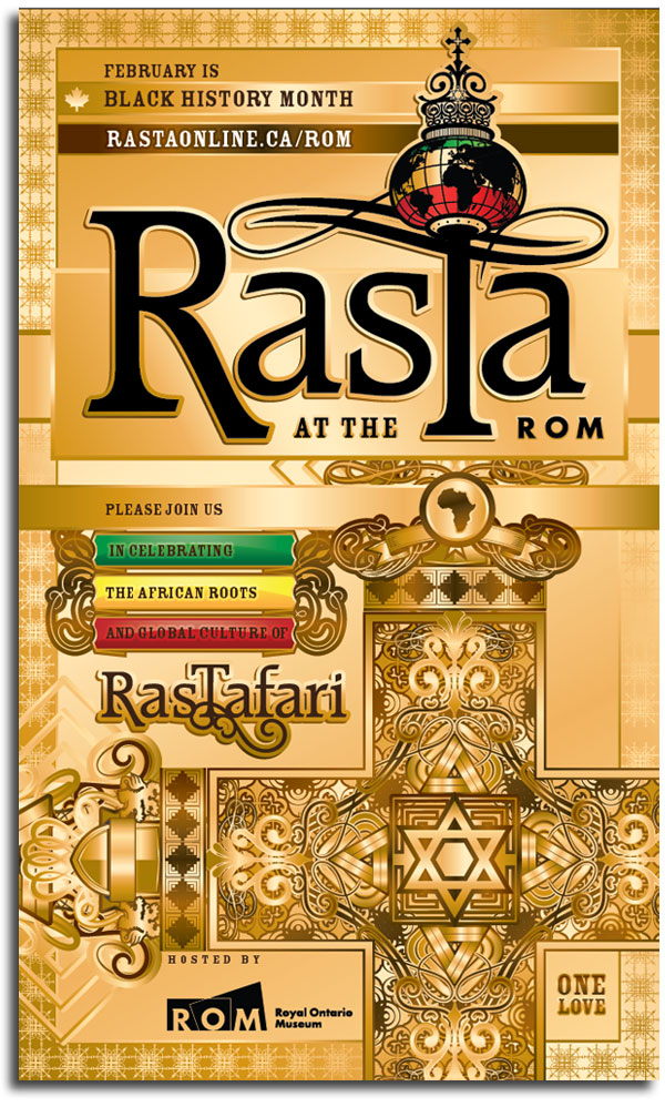 rasta at the rom