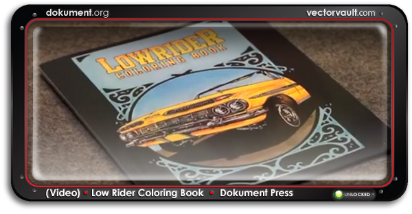 low-rider-colouring-book-dokument-press-vector-art-buy-search-vectors