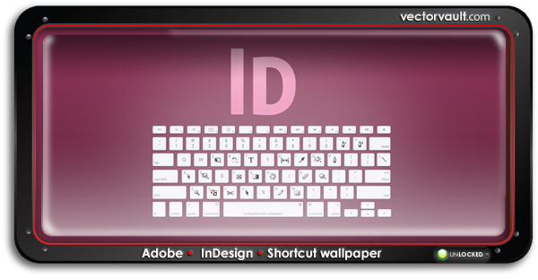 adobe-InDesign-shortcuts-wallpaper