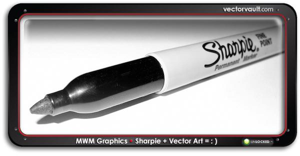 sharpie-marker-search-buy-vector-art