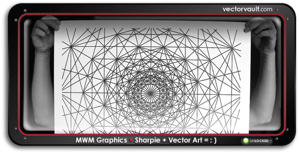 sharpie-robot-drawing-poster-search-buy-vector-art