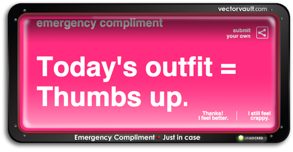 emergency_compliment-search-buy-vector-art