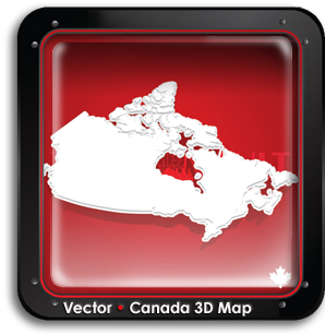 buy vector canada-map-buy-search-vectors