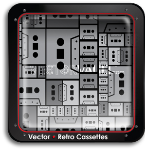 buy-vector-retro-audio-cassettes--buy-search-vectors