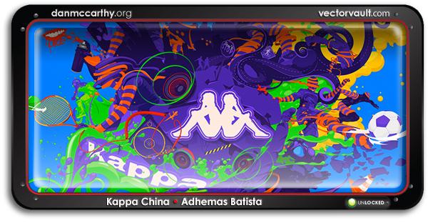 Kappa-China-search-buy-vector-art