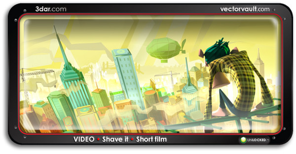 shave-it-short-film-3dar-search-buy-vector-art