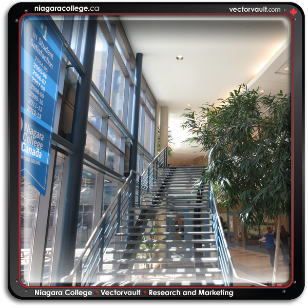 niagara-college-research-marketing-stairs-buy-vector-search-vector-free-vector
