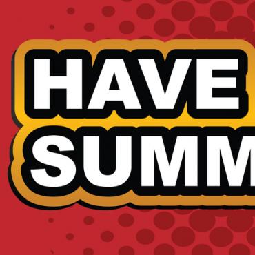 Buy Vector a great summer kids Image free vectors - Vectorvault