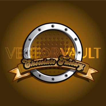 Buy Vector Chocolate Factory Logo Image free vectors - vectorvault
