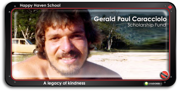 gerald-happy-haven-school-tobago-Gerald-Paul-Caracciolo-Scholarship-Fund