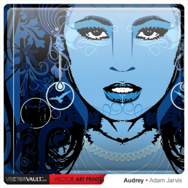 Buy vector art print by Adam Jarvis sized to fit Ikea Ribba frame