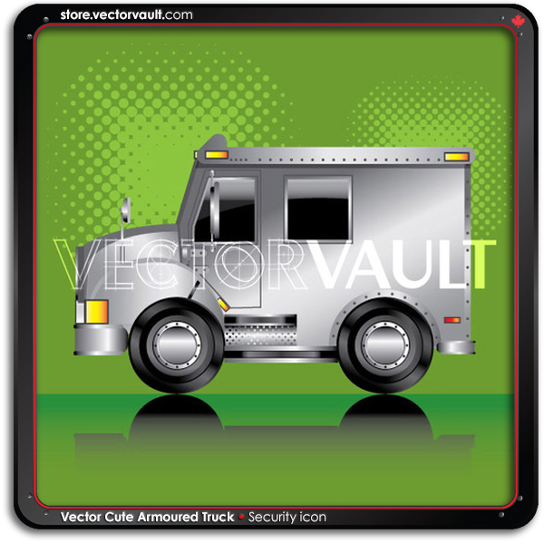 buy-vector-security-truck-armored-car-icon-illustration-search-vector-free-vector