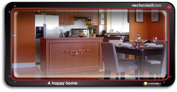 happy-home-search-buy-vector-art