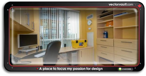 office-interior-design-search-buy-vector-art